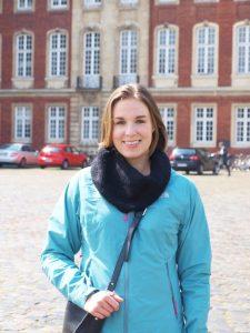 Marie Koordinatorin für das Perthes-Haus