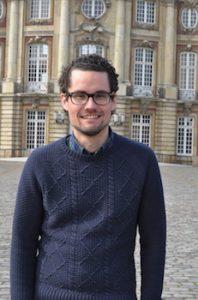 Michael Koordinator für das Stift Tilbeck