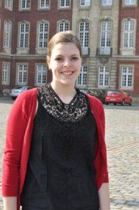 Sabrina Koordinatorin für das Mehrgenerationenhaus Mathildenstift