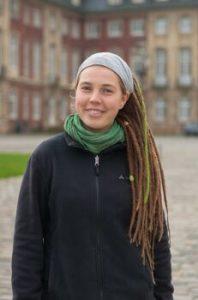 Lea Koordinatorin für das Altenwohnheim St. Lamberti