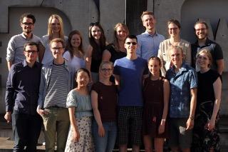StuBdi - Gruppenfoto - 07-2019